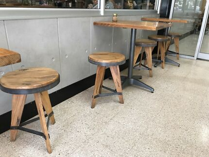Selling cafe chairs and stools ... from rustix looks great !!!