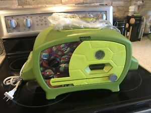 Teenage Mutant Ninja Turtles Pizza Oven WICKED COOL TOYS