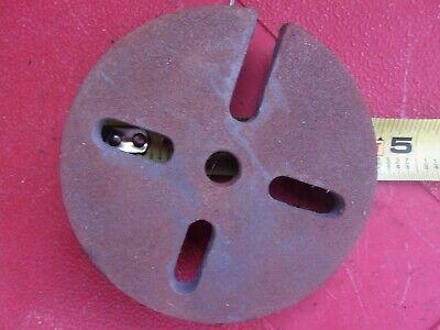 Craftsman 109 Lathe 4 Driver Face Plate