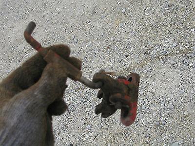 Farmall 706 806 Tractor Ih Ihc Brake Lock Linkage Rod