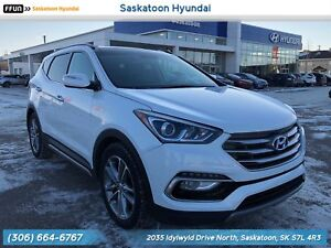 2017 Hyundai Santa Fe Sport 2.0T Limited Accident Free - Back...