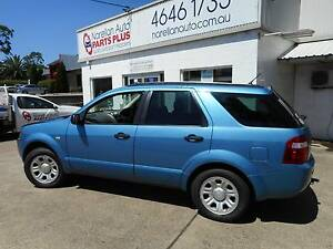Ford Territory GHIA 2005 AWD NOW WRECKING V2924 Narellan Camden Area Preview