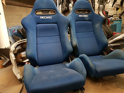 Recaro Seats To Suit S13 S14 S15