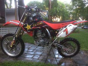 2008 CRF 150 R