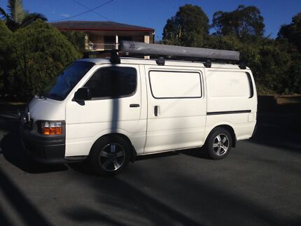 1999 Toyota Hiace Van/Minivan Geebung Brisbane North East Preview