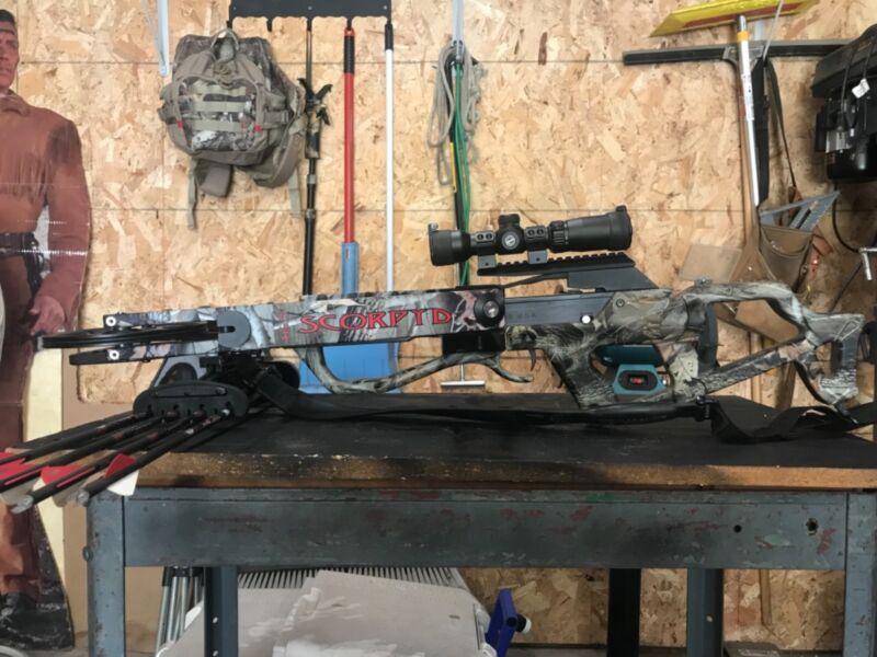 scorpyd crossbow