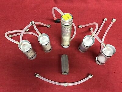Lot Of Desiccant Tubes For Li-cor Li-62626252 Co2 Analyzer