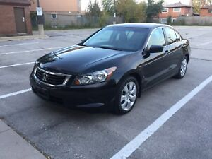 2010 HONDA ACCORD EX-L 4CYL!! NO ACCIDENTS!! ONE OWNER!!