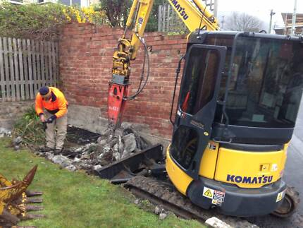 EXCAVATION AND MAINTANANCE ALL AREAS