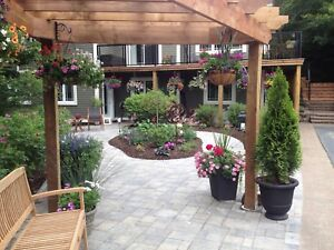Landscape Construction services - Blade Landscaping