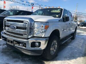 2015 Ford F-250 LARIAT,NAVIGATION,LEATHER