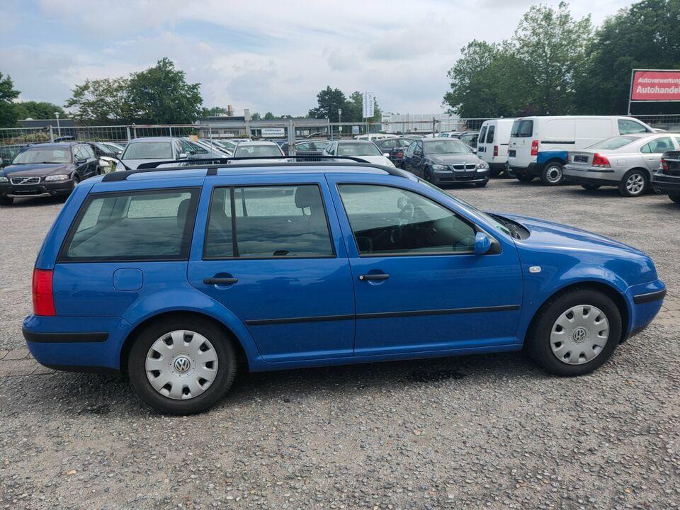 Schlachtfest VW Golf 4 1.4 16V Kombi Blau LW5Z APE Motor DUW Getr in Gronau (Westfalen)