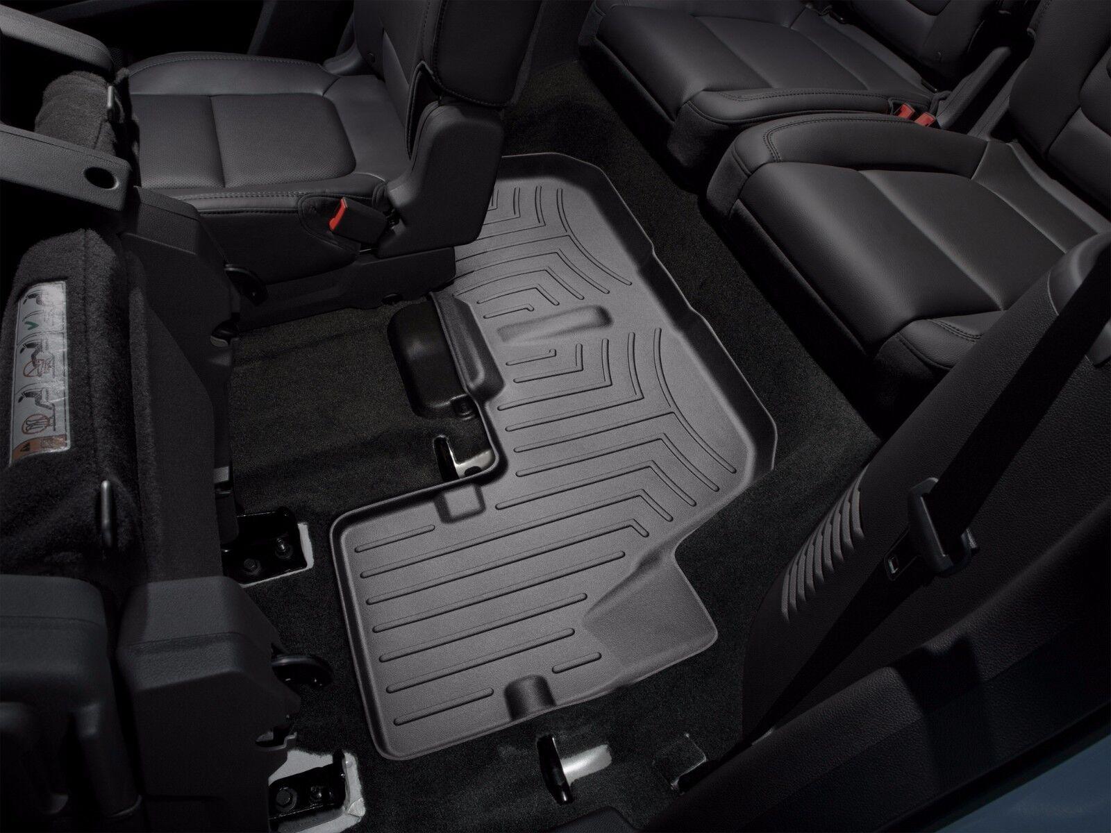 Weathertech Floorliner Mats For Ford Explorer 2017 2019