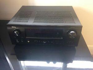 Denon AVR-1610 7.1 Ch AV Surround Receiver/Amplifier Castlemaine Mount Alexander Area Preview
