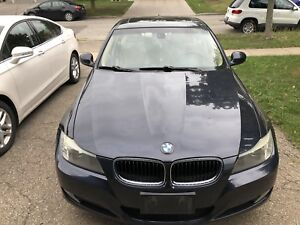 2009BMW 323i LOWKM, JUST 120 Km. cheap price and mint condition.