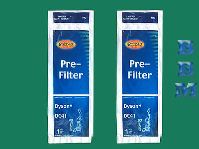2 Dyson 920640-01 DC41 DC65 Allergy Pre Filter Excluive Plus Multi Floor Animal