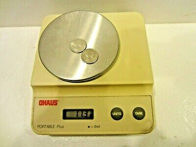 Ohaus Precision Advanced Scale Model C-305 P 300 X .1g Gram With Carrying Case