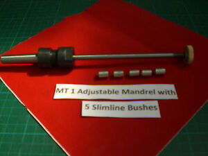 Pen Turning and Assembly Kit With 5 Slimline Pen kits and Predrilled Blanks