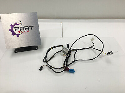 2011 MERCEDES E CLASS PASSENGER SIDE FRONT DOOR CARD WIRING LOOM A2125406905