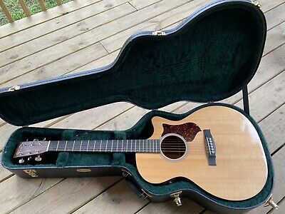 Martin Acoustic GPCPA4 Sapele Acoustic/Electric Guitar