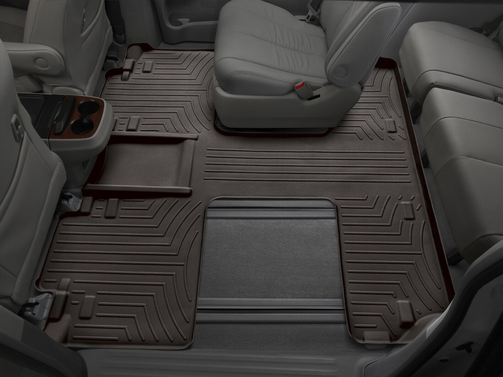 Weathertech Floorliner Mats For Toyota Sienna 2013 2018