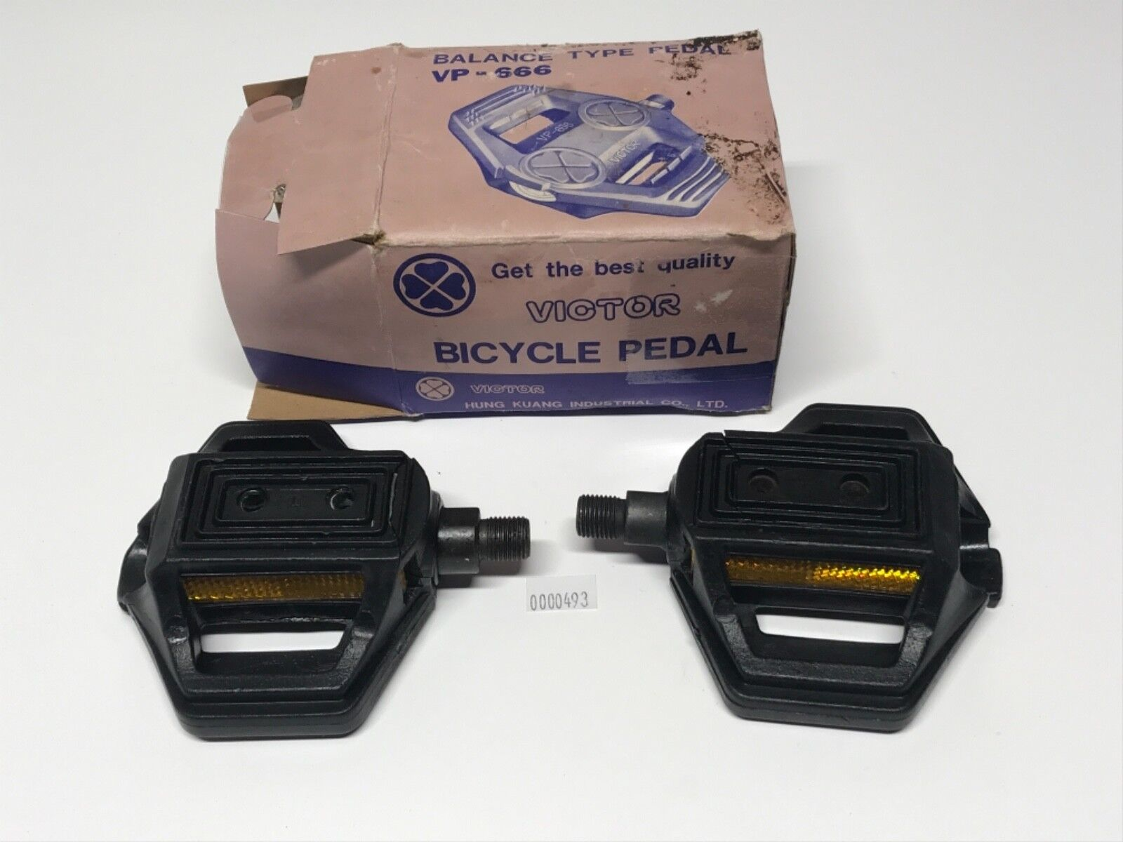victor bicycle pedals balance type pedal 666