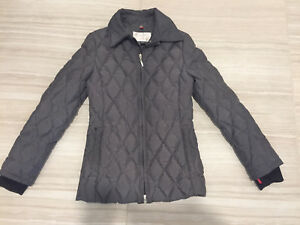 Canadian Spirit Grey Down Filled Jacket coat size XS