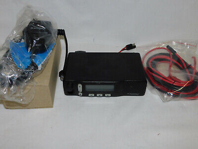 Motorola M1225 Vhf 24 Channel 45 Watt Mobile Radio Widenarrow Band Cdm Cm300