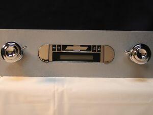 1955 1956 1957 1958 1959 Chevy Truck , AM FM Stereo Radio ,Aux input , 240 Watts