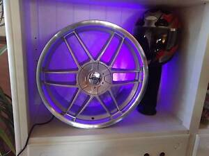 4 x iCon Rims, 18 x 7.5 fit Most Front Wheel Drive Gungahlin Gungahlin Area Preview