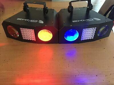 used dj equipment lights
