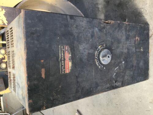 Vintage motor control equipment steam punk