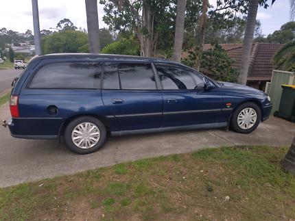 Holden VT Commodore Wagon 1999