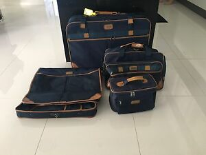 Suitcases $55 the lot Wellington Point Redland Area Preview
