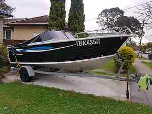 Stacer 525 easyrider fishing boat Riverwood Canterbury Area Preview
