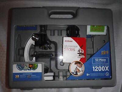 Meade MicroExplorer1200 Microscope, 25 extra AM Scope slides, Free -