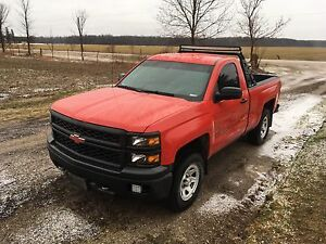 2014 Chevy Silverado Reg. Cab Short Box