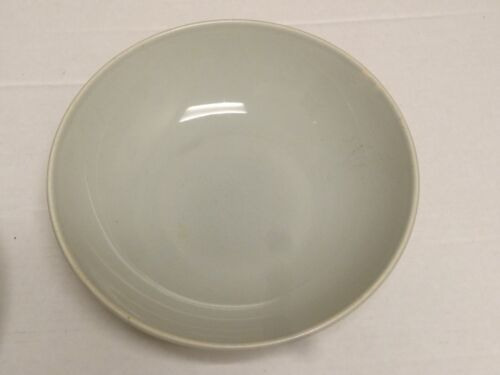Universal Ballerina 9 1/8-inch Dove Gray Round Vegetable Bowl