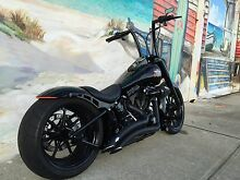 Harley Davidson Fatboy FLSTF Full Custom O'Connor Fremantle Area Preview