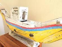 Wooden boat Erskineville Inner Sydney Preview