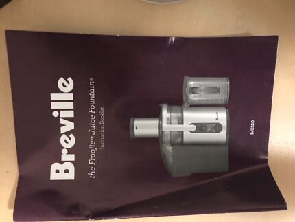 Juicer Breville Tranmere Campbelltown Area Preview