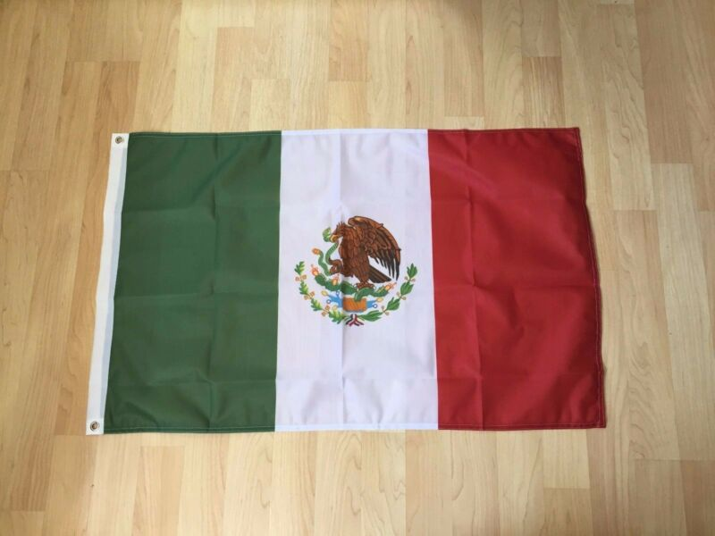 2X3 MEXICO FLAG MEXICAN PRIDE FLAGS NEW 2