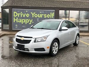 2014 Chevrolet Cruze 1LT / BLUETOOTH / CRUISE CONTROL / SATELLIT