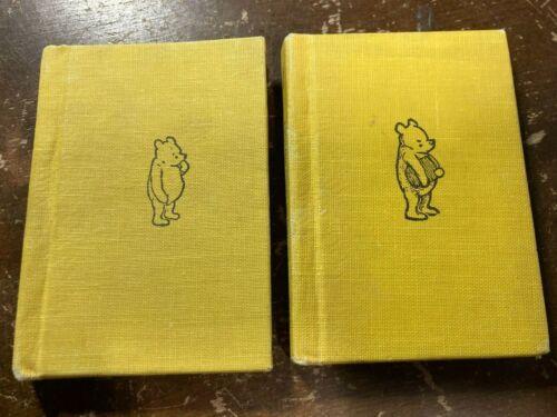 2 Vintage Winnie the Pooh