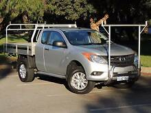 2012 Mazda BT50 Ute Glendalough Stirling Area Preview