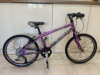 Islabike Beinn 20 kids bike, ages 6+, Well used but In good working order.
