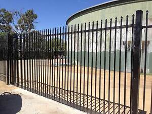 Security Fencing Australia Naval Base Kwinana Area Preview