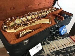 Yanagasawa T901 Professional Tenor Saxophone Scarborough Stirling Area Preview