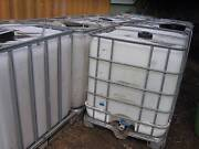 1000lt I.B.C.TANKS, AS NEW.GREAT FOR GARDEN, ANIMAL WATER. Annangrove The Hills District Preview