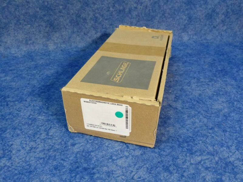 Schlage Electronics Electromagnetic Lock M490 / M490DE12/24V